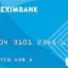 Thanh toán trực tuyến bằng thẻ  ghi nợ nội địa của NH Eximbank