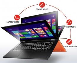 Những tiêu chuẩn công nghệ mới của máy tính xách tay cao cấp
