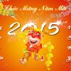 Thư chúc mừng năm mới 2015