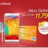 Thanh toán trực tuyến bằng thẻ nội địa của NH Seabank