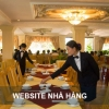 Thiết kế web nhà hàng - Quán ăn