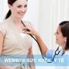Thiết kế web  y tế, sức khỏe