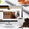 Thiết kế website lĩnh vực cafe, coffee