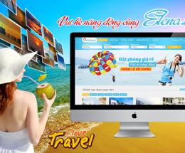IMS chính thức cho ra phiên bản web TMDT lĩnh vực khách sạn