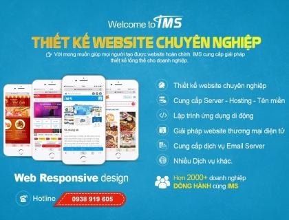 Các công ty thiết kế website nằm trong top 10 TP HCM