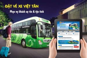 Xe Khách Việt Tân