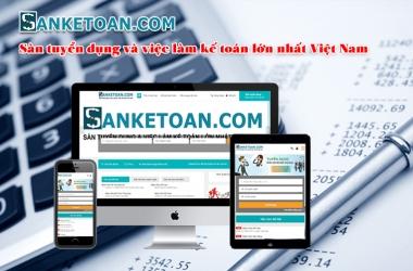 Trang Tuyển Dụng sanketoan.com