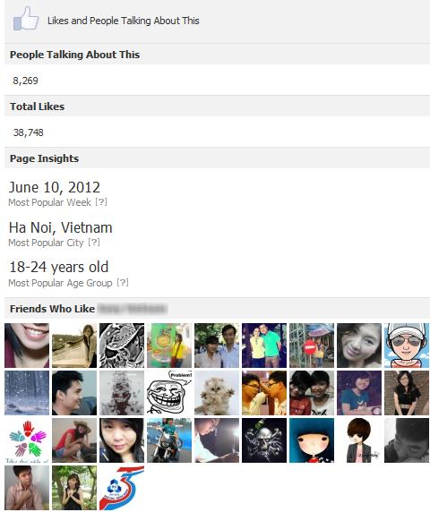 like02 Dịch vụ tăng Like: Khách hàng thật trọng Like thật, like ảo