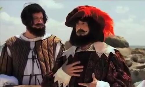 Thuyền trường tức giận vì mắc lừa thổ dân - thuyền trưởng, thổ dân