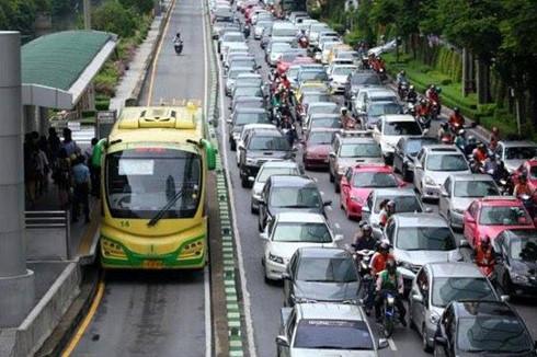 Thái Lan khai tử buýt nhanh BRT ở Bangkok - Ảnh 1.